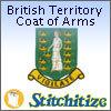 British Territory Coat of Arms - Pack