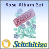 Rose Album Set - Pack