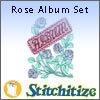 Rose Album Set - Pack