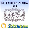 Ol' Fashion Album Set - Pack