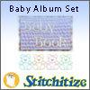 Baby Album Set - Pack