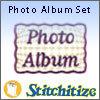 Photo Album Set - Pack