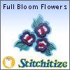 Full Bloom Flowers - Pack