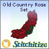 FSL - Old Country Rose Collection - Pack