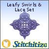 FSL - Leafy Swirls & Lace Set - Pack