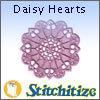 FSL - Daisy Hearts - Pack