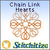 Chain Link Hearts - Pack