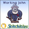 Working John - Pack